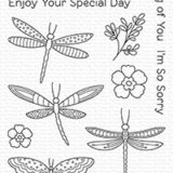 My Favorite Things – Fluttering Friends (stamp & die bundle)