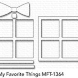 My Favorite Things – Gift Shaker Window & Frame die set – out of stock