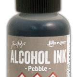 Alcohol Ink – Pebble
