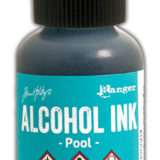 Alcohol Ink – Pool