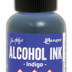 Alcohol Ink – Indigo