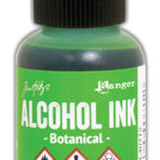 Alcohol Ink – Botanical – out of stock
