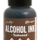 Alcohol Ink – Teakwood – out of stock