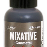Alcohol Ink Mixative – Gunmetal