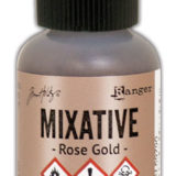 Alcohol Ink Mixative – Rose Gold