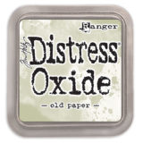 Distress Oxide Ink Pad – Old Paper