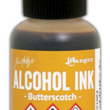 Alcohol Ink – Butterscotch