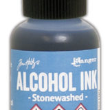 Alcohol Ink – Stonewashed