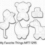 My Favorite Things – Hello Little One die set