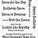 My Favorite Things – Queen For The Day stamp set