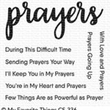 My Favorite Things – Sending Prayers