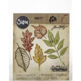 Tim Holtz / Sizzix 663094 Skeleton Leaves – out of stock