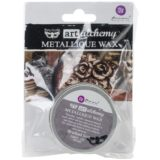 Finnabair Art Alchemy Metallique Wax – Brushed Iron