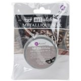 Finnabair Art Alchemy Metallique Wax – Old Silver – out of stock