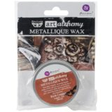 Finnabair Art Alchemy Metallique Wax – Rich Copper – out of stock