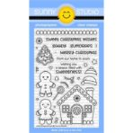 Sunny Stamp Studio – Jolly Gingerbread stamp set