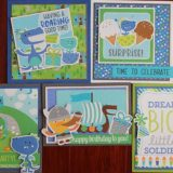 MC&S Card Kit – Doodlebug – Dragon Tales Kit 2