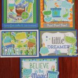 MC&S Card Kit – Doodlebug – Dragon Tales Kit 3
