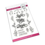 Catherine Pooler – Merry & Bright Boughs stamp set