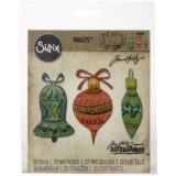 Tim Holtz /Sizzix 663102 Whimsy Decor die set