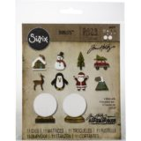 Tim Holtz / Sizzix – 663119 Snowglobes – out of stock