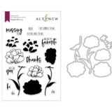 Altenew – Playful Blooms (Stamp & Die Bundle)