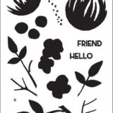 Concord & 9th – 10079 Flourish stamp set