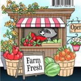 Art Impressions – 4970 Produce Stand