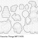 My Favorite Things – Birth-yay die set