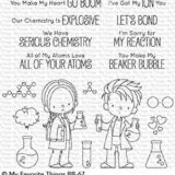 My Favorite Things – Cute Chemists (stamp and die bundle)