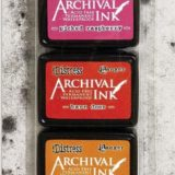 Distress Archival Ink Pads – Set 1
