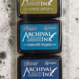 Distress Archival Ink Pads – Set 2