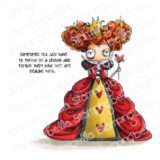 Stamping Bella – Oddball Queen of Hearts