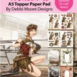 Debbi Moore Designs – Steampunk set 2 – out of stock