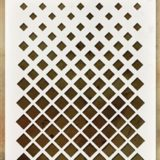 Tim Holtz Stencil – THS119 Gradient Square Out Of Stock