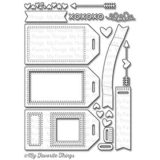 My Favorite Things – Tag Builder Blueprints 5 – out of stock