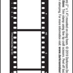 Darkroom Door – Filmstrip DDFS101 Filmstrip