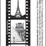 Darkroom Door – Filmstrip DDFS102 Paris