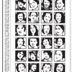 Darkroom Door – Rubber Stamp Set DDRS200 Portrait Inchies