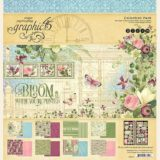 Graphic 45 – 4501871 Bloom 12×12 Collection pad