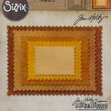 Sizzix / Tim Holtz Thinlits – 662696 Stacked Postage