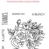 Studio Katia – A Cup of Thanks (stamp & die bundle)