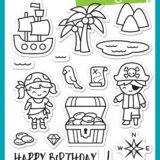 Lawn Fawn – Ahoy Mate (stamp & die bundle)