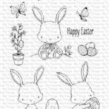My Favorite Things – Easter Bunnies (stamp & die bundle)