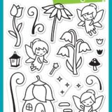 Lawn Fawn – Fairy Friends stamp set