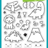 Lawn Fawn – Rawrsome (stamp set)
