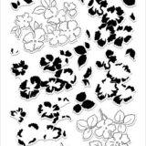 Altenew – Ruffled Flowers (stamp & die bundle) – out of stock