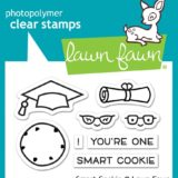 Lawn Fawn – Smart Cookie (stamp set)