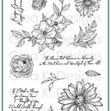 Gina K Designs – Whimsical Wildflowers – out of stock