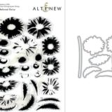 Altenew – Beloved Daisy (stamp & die bundle)